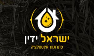 ישראל ידין לוגו