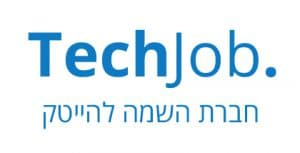 techjob לוגו